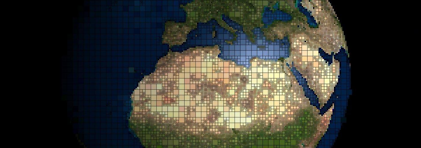 Globus Erde Welt
